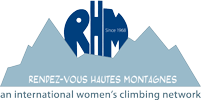 RHM – Rendez vous Hautes Montagnes Logo